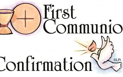 Mass for First Holy Communion and Confirmation children