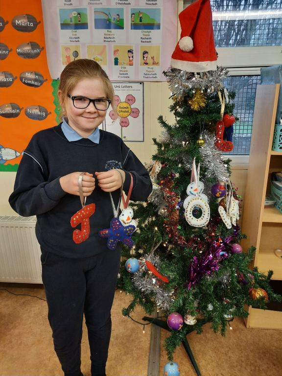 Christmas 5th and 6th class