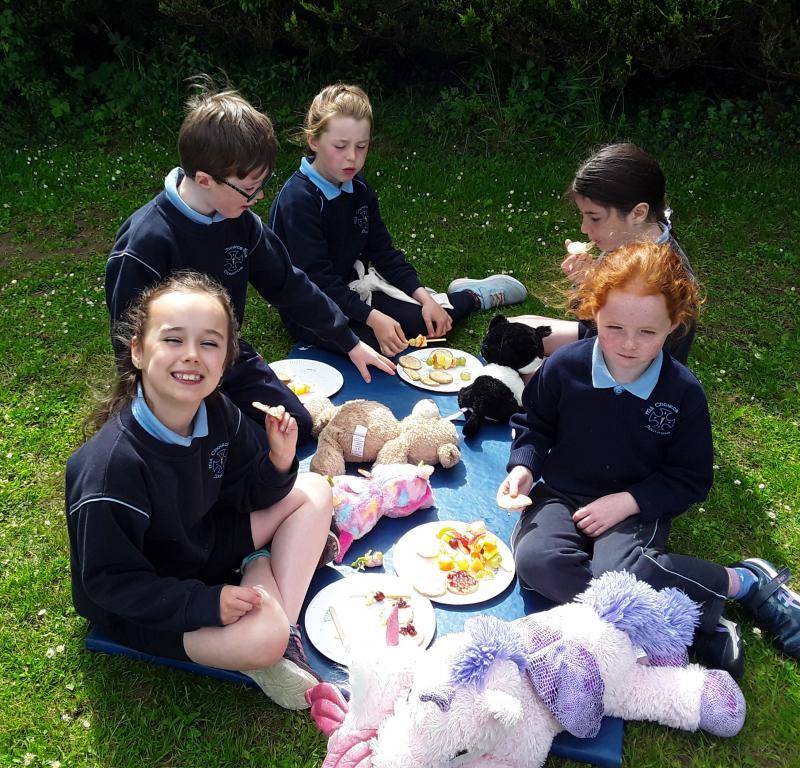 Teddy bear's picnic 4